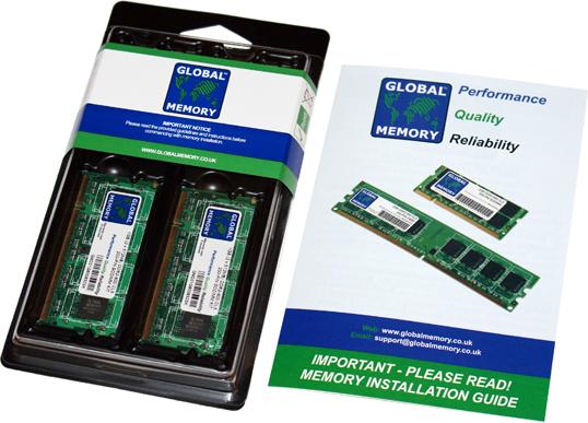 1GB RAM Memory Upgrade for Toshiba Tecra A6 Series DDR2-533MHz 200-pin SODIMM