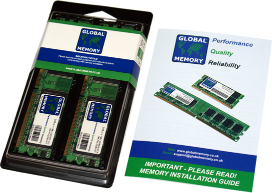 1GB DDR-266 PC2100 Memory RAM Upgrade for The Gigabyte GA-7N Series GA-7N400E