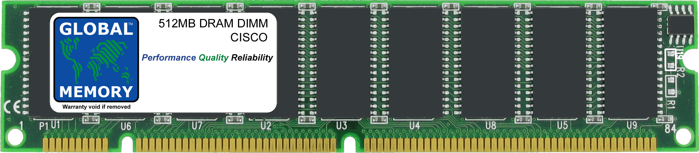 512MB DRAM DIMM MEMORY RAM FOR CISCO 12000 SERIES ROUTERS GRP-B LINE CARD (MEM-GRP-512)