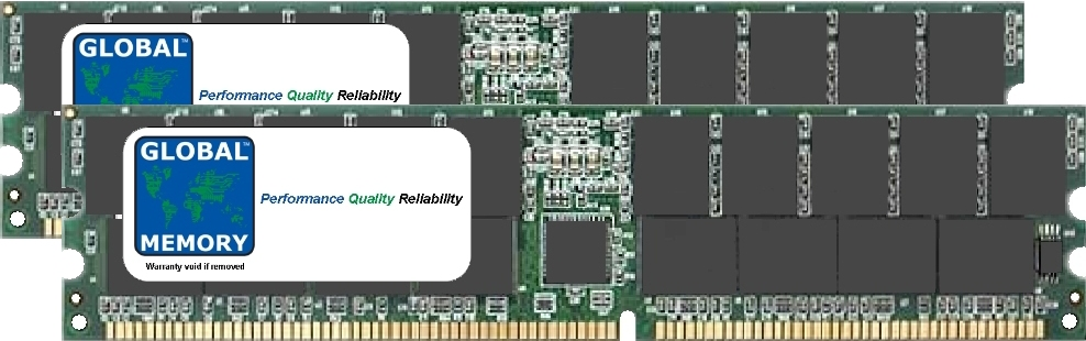 184-PIN DDR ECC REGISTERED DIMM (RDIMM)